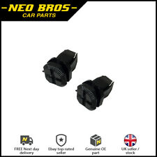 Genuine Pair of Battery Cover Clip Rivets, Saab 9-3 03-12 12792092