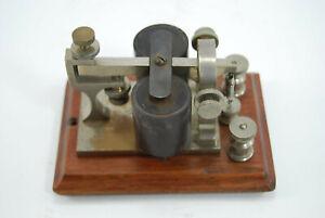 Rare Railway Telegraph Supply Co. local sounder
