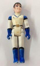 Vintage 1980's Bootleg Knockoff Voltron Blue Lion Pilot Lance See Pics!