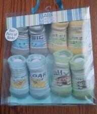 Baby Essentials Socks Newborn 5t For Boys Ebay