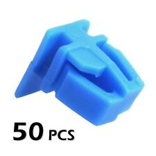 50pcs Protector Moulding Side Fastener Clips for Honda Civic for Acura CL