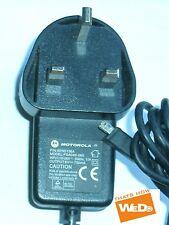 Motorola adattatore di alimentazione psa04k-060 6v 750ma UK Plug