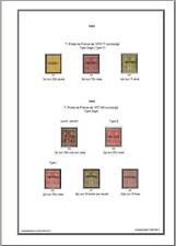 Album de timbres du Levant 1885-1943 à imprimer