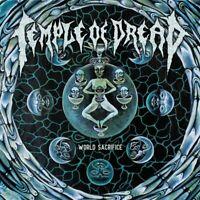 TEMPLE OF DREAD - WORLD SACRIFICE   CD NEUF