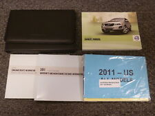 2011 Volvo XC60 SUV Owner Owner's Manual User Guide 3.2 T6 R-Design 3.0L 3.2L