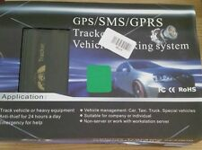 GPS Vehicle Tracking System. NIB/Box slightly damaged.    (31)