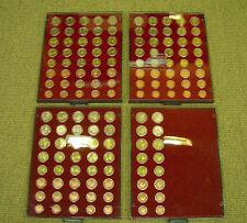17 x Spanien KMS Kursmünzensatz 1999-2012 3,88 € lose in Kapseln + Münzboxen