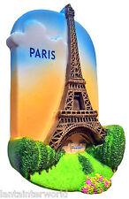 Eiffel Tower Paris France Europe New 3D Fridge Magnet Refrigerator