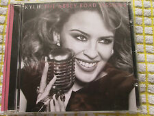 Kylie Minogue The Abbey Road Sessions Parlophone PO15 0232 ‎Stickered CD Album