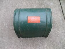 Vintage Atco Webb 18 Clutch Cover Petrol Cylinder Lawnmower Spare Parts