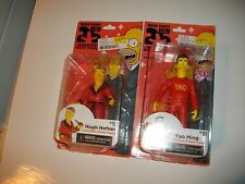 THE SIMPSONS 25 OF THE GREATEST GUEST STARS ACTION FIGURES/NEW/SEALED L@@K!