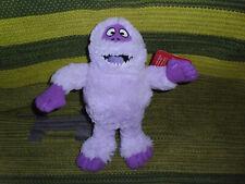 "Purple Bumble plush stuffed animal Toy Factory Rudolph Island Misfit Toys 9"""