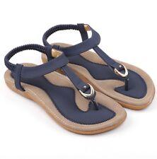 Fashion Sandals Summer Women Sandals Flat Casual Beach Soft Slippers Sandals