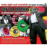 GOIN' TO A HAPPENING Various Artists NEW & SEALED NORTHERN SOUL CD  (OUTTA SIGHT