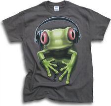 Camisetas de hombre Gildan color principal verde 100% algodón