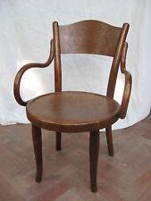 Poltroncina bimbo THONET n° 7 - Legno- Originale 1905 ca.- Marcata - Molto Rara
