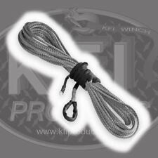 """KFI Winch Synthetic Winch Line Cable 3/16"""" x 50' Smoke"""