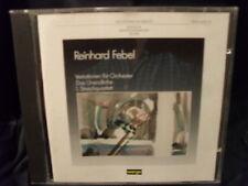 Reinhard Febel-variazioni Orchestra/l' Infinito/Quartetto
