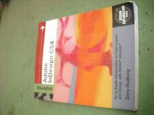 Exploring Adobe Indesign CS4 Terry Rydberg 2008 Paperback 9781435442009 new CD