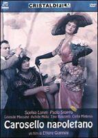 Dvd **CAROSELLO NAPOLETANO** con Sophia Loren nuovo 1953