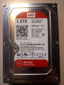 """Western Digital Red 3.5"""" 1TB Intern HDD (WD10EFRX) Festplatte Harddisk NASware"""