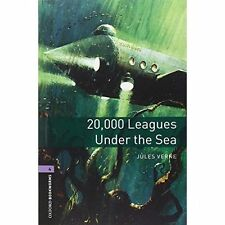 Oxford Bookworms Library: Level 4:: 20,000 Leagues Under The Sea audio CD...