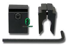 GunTuff PRO BLOCKS Blox Intermount Dovetail 11mm Scope Mount Adaptor Crosman