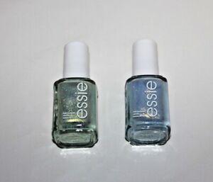 Essie Nail Lacquer NailPolish #1655  + #1654 Lot Of 2 New