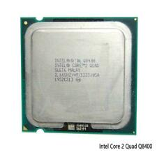 Core 2 Quad Q8400 Quad-Core CPU 2.66 GHz 1333 MHz LGA C7C7 L0Z0 775 Socket! C9R5