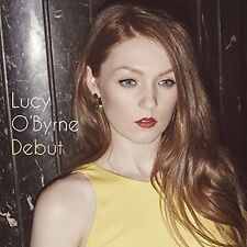 LUCY O'BYRNE Debut 2016 12-track CD album NEW/SEALED The Voice Sound Of Music