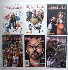 The Boys: Highland Laddie #1-6 1 2 3 4 5  6 (2010, Dynamite Entertainment)