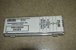 ^^MICRO-MEASUREMENTS Précision Souche Gage- ETG-50B (MM #45)