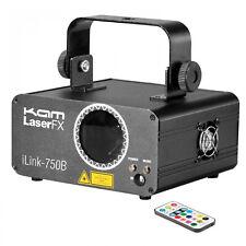 KAM iLink 750B Blue 500mW Laser Lighting Effect