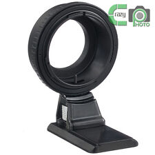 FD-M4/3 w Tripod Plate Adapter for Canon FD Lens to Olympus Micro 4/3 MFT Camera