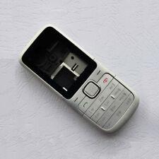 New Body Full Housing cover bezel case keypad keyboard for Nokia C1-01 C1 01