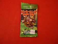 NEW Donkey Kong Card Game (Japan) Trading Card Booster Pack Nintendo 1999 Rare