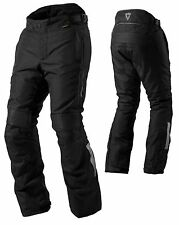 PANTALONI MOTO REV'IT REVIT NEPTUNE GTX IMPERMEABILE GORE-TEX NERO BLACK TG M