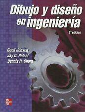 DIBUJO Y DISEÑO EN INGENIERIA, POR: CECIL H. JENSEN