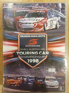 Australian Touring Car Championship - 1998 Season Highlights DVD | V8 Supercars