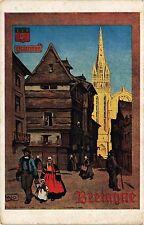 CPA  Quimper - Bretagne - La Cathédrale de Quimper de pur style gothique(206492)
