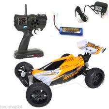 Modellini di auto e moto radiocomandati arancioni giocattolo