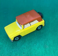 Matchbox Superfast #18 Yellow Field Car Vintage Nice!