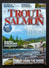 Trout And Salmon, February 2013, The Highs and Lows of Winter Grayling,