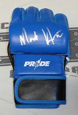 Mark Hunt Signed Pride FC White Bolt Glove PSA/DNA COA UFC 193 180 K-1 Autograph