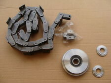 Kit chain and driven sprocket kette for catenary trencher Groundhog TR 12 TR12