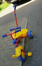 Little Tikes tricycle in Red, yellow and Blue