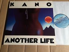KANO - ANOTHER LIFE - LP - GERMANY 1983 - SEXY NUDE COVER - ITALO DISCO (DI1050)