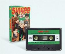 SHINEE 5th Album [ 1 OF 1 ] CASSETTE TAPE / LIMITED ITEM SPECIAL 샤이니 1of1