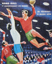 SPORT HAND BALL   Yt 1629  FRANCE FDC Enveloppe Lettre 1° jour