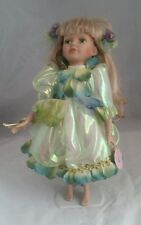 """~KINNEX ~ PORCELAIN DOLL ~ LIMITED EDITION ~ ZOE~ COLLECTIBLE ~ COA~17 """""""